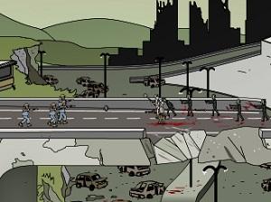 Игра Зомби и парк трейлеров