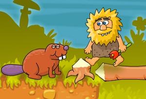 Флеш игра - Адам и Ева