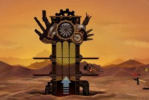 Флеш игра - На защиту башни