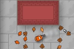 Игра Безумие листьев