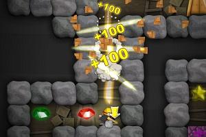 Игра Ниндзя шахтер 2
