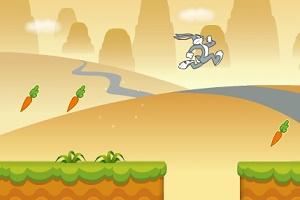 Игра Кролик и охота на морковку