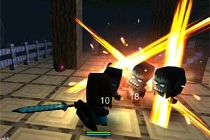 Флеш игра - ZombieCraft