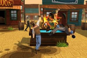 Флеш игра - Ссора в баре 2
