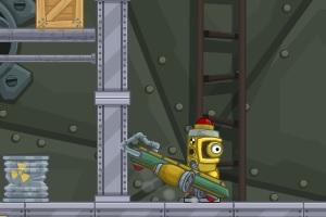 Игра Железный робот