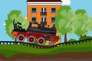 Игра Угольный поезд