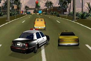 Игра Полицейское преследование