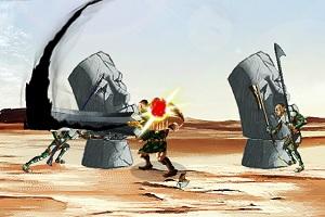 Флеш игра - Большая резня