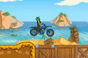 Игра Adventure Bike