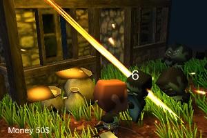 Флеш игра - ZombieCraft 2