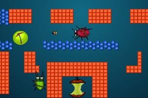 Флеш игра - Вооруженные жуки
