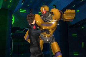Игра Сражение против роботов