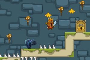 Флеш игра - Принц против самурая