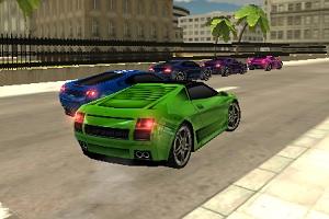 Игра Уличные гонки 0