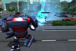 Игра Прото Бэт-робот