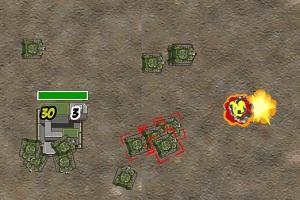 Флеш игра - Войны танков 3