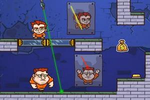 Флеш игра - Побег заключенных