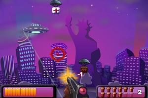 Игра Атака НЛО