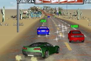 Игра Мощные автомобили 2
