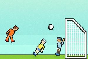 Флеш игра - Физика футбола
