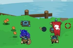 Флеш игра - Доблесть викинга