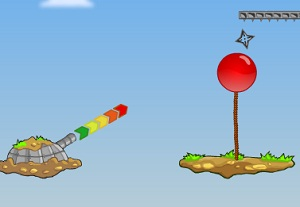 Игра Спаси шарики