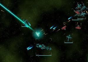 Флеш игра - Звездные эскадры