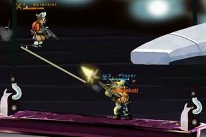 Флеш игра - Герои ударного отряда 2