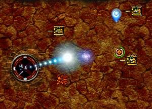 Флеш игра - Моментальная атака