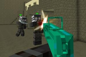 Майнкрафт война