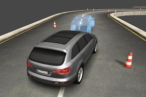 Игра Вождение автомобиля