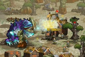 Флеш игра - Восстание титанов 2