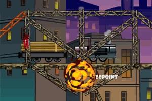Флеш игра - Взрыв динамита 3