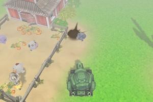 Флеш игра - Защита фермы