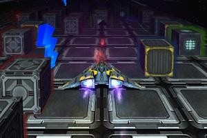 Флеш игра - Взрывной истребитель