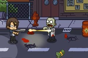 Флеш игра - Штат зомби 2