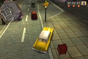 Флеш игра - Mafia Driver: Omerta