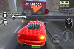 Игра Свободное Вождение по Городу - картинка 1