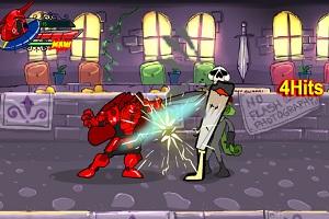 Флеш игра - Красный барон