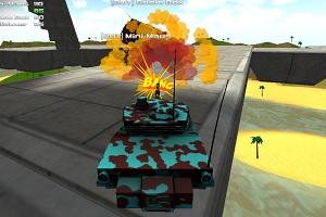 Игра Танковые сражения 2