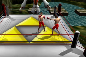 Флеш игра - Соперник боксера