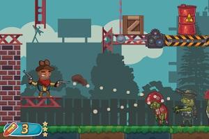 Флеш игра - Gun Zombie Gun 2