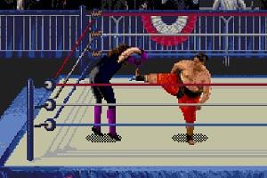 Игра WWF Wrestlemania Arcade