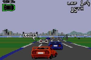 Флеш игра - Top Gear 2