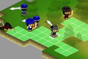Флеш игра - Тактика битвы Империи