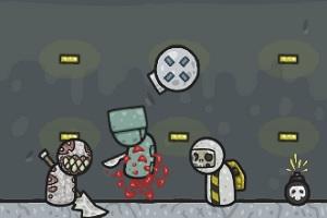 Флеш игра - Смертоносный Ад