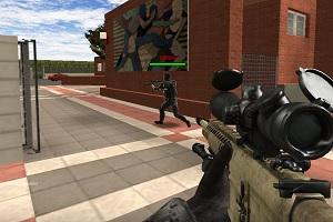 Флеш игра - Combat 4