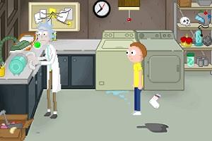 Игра Рик и Морти: Эпизод 1