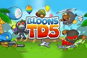 Игра Bloons TD 5