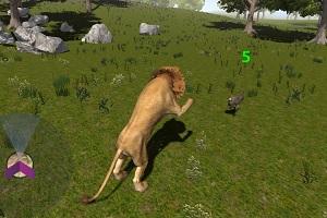 симулятор льва скачать игру